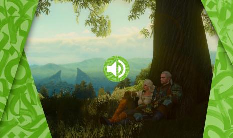 По уши в The Witcher 3