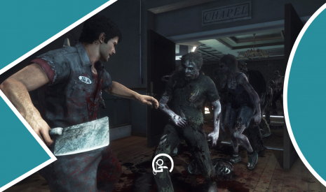 Рекомендованные игры про зомби
