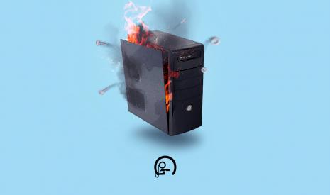 Да как так-то «сгорают» ПК?