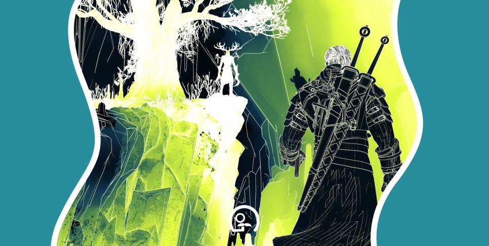Художественные скриншоты The Witcher 3