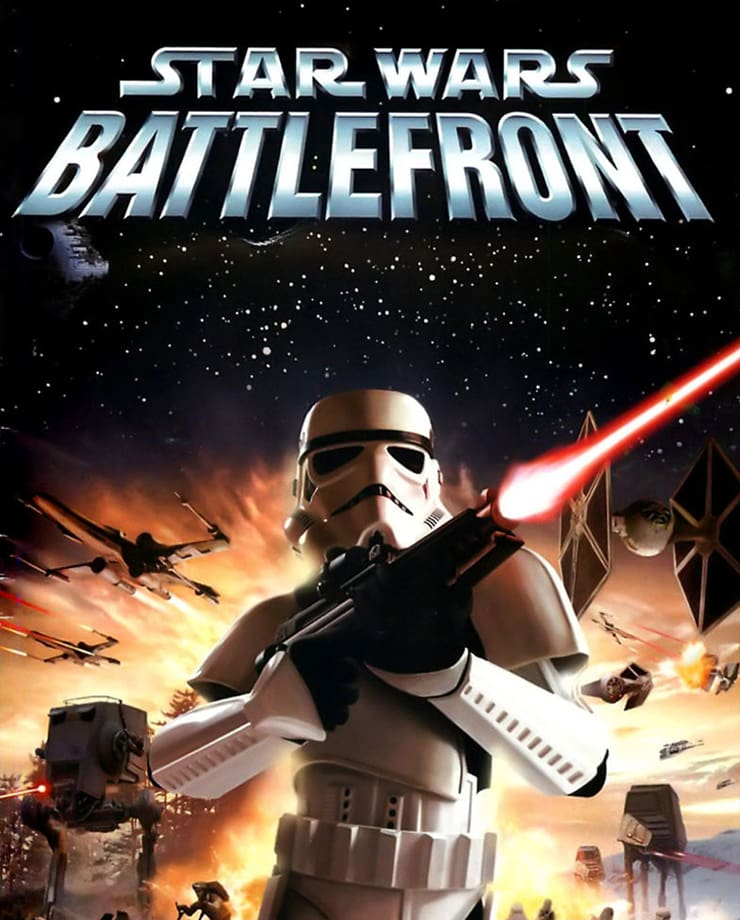 Star Wars: Battlefront (Classic, 2004)