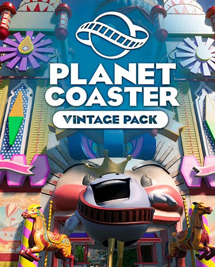 Planet Coaster – Vintage Pack