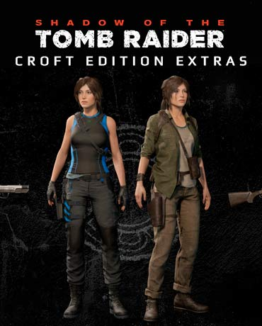 Shadow of the Tomb Raider – Croft Edition Extras