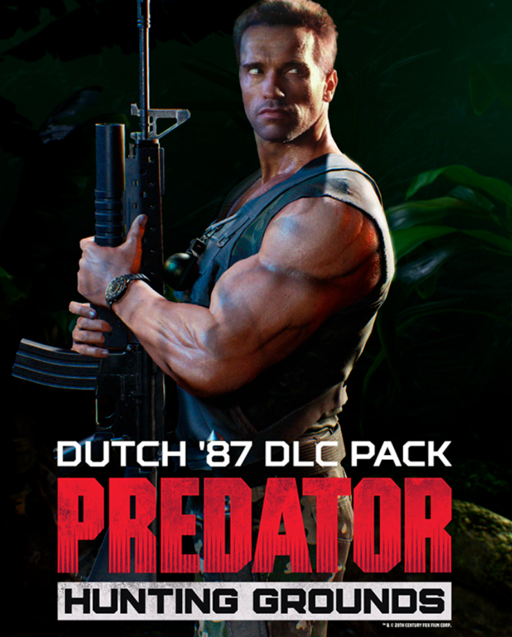Predator: Hunting Grounds - Dutch '87 DLC Pack