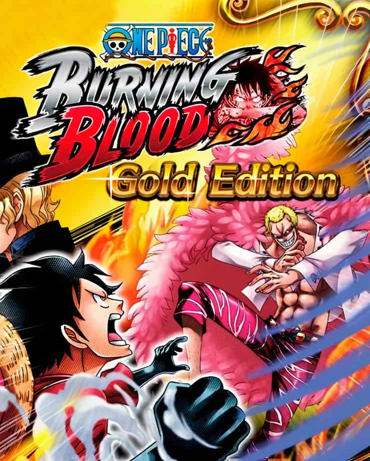 One Piece: Burning Blood – Gold Edition