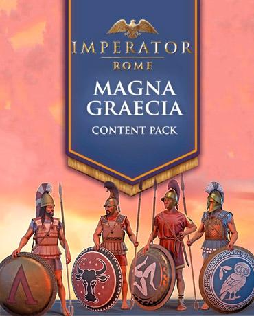 Imperator: Rome – Magna Graecia – Content Pack