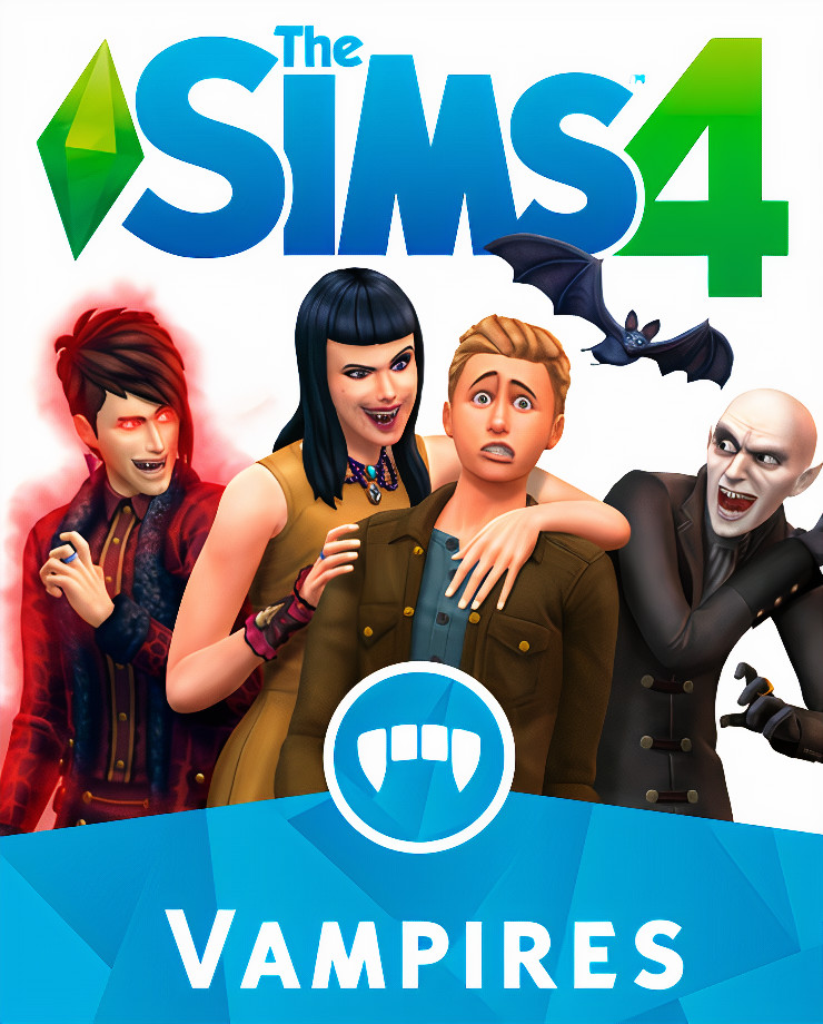 The Sims 4 – Vampires