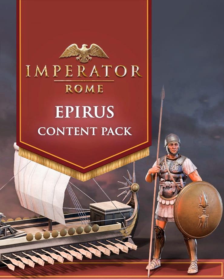 Imperator: Rome – Epirus – Content Pack
