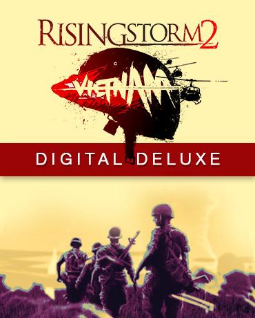 Rising Storm 2: VIETNAM – Deluxe Edition