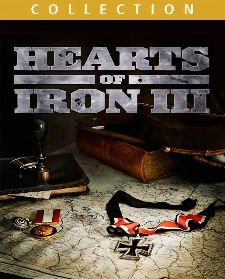 Hearts of Iron III – Collection