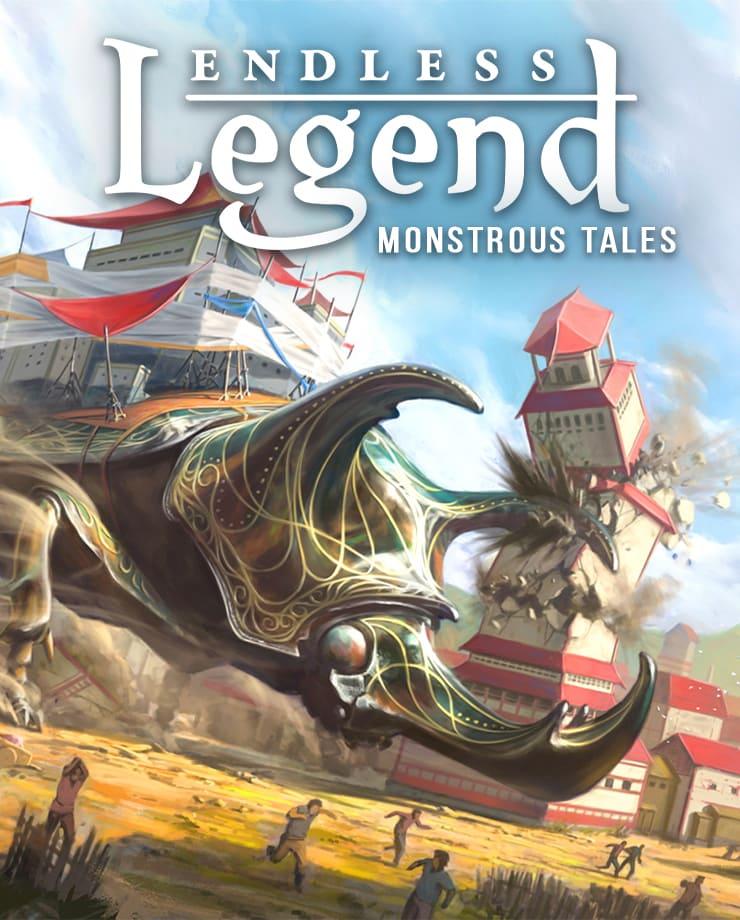 Endless Legend - Monstrous Tales