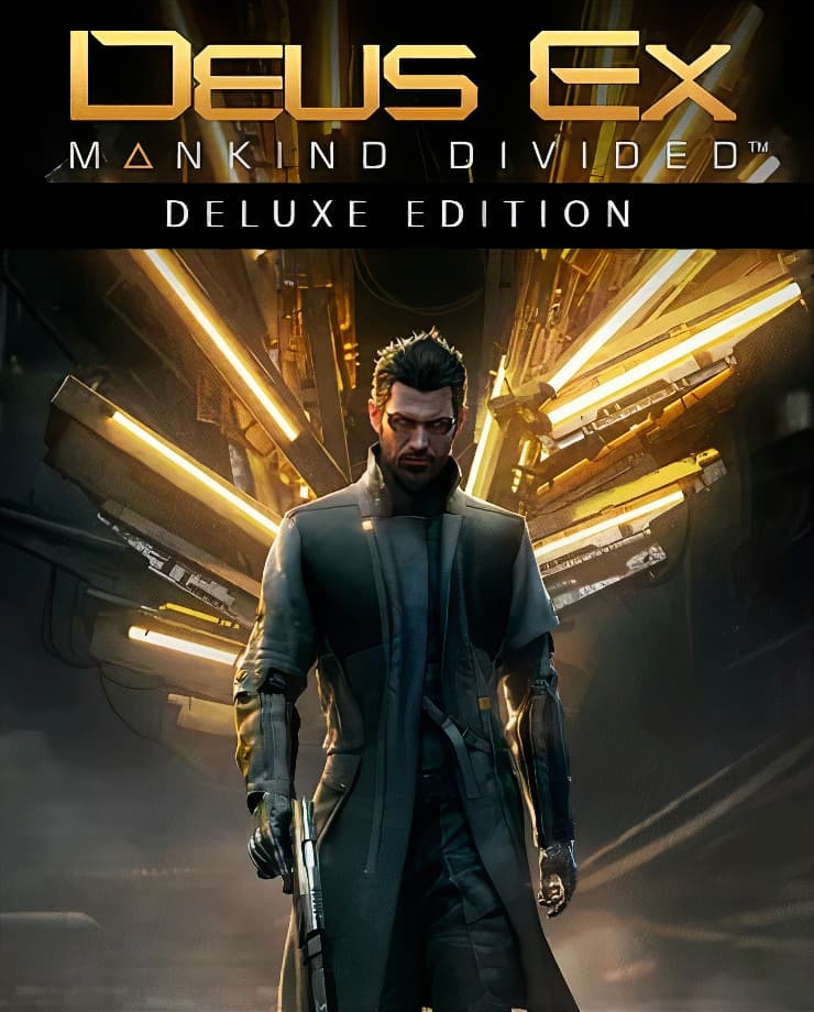 Deus Ex: Mankind Divided – Deluxe Edition
