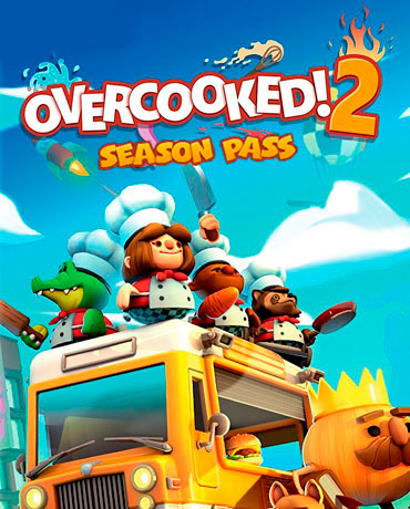 Overcooked! 2 – Season Pass