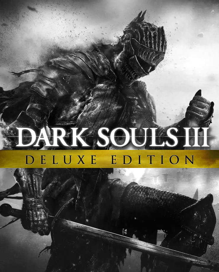 Dark Souls 3 – Deluxe Edition