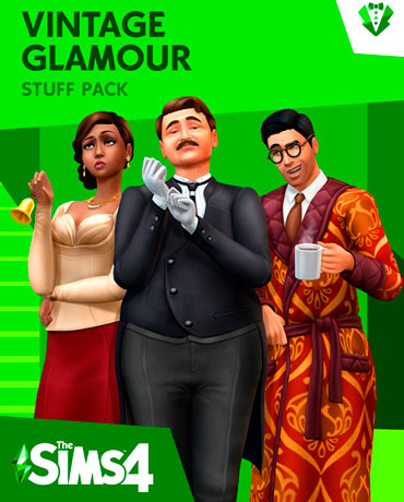 The Sims 4 – Vintage Glamour