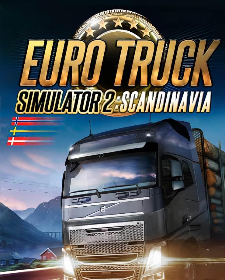 Euro Truck Simulator 2 – Scandinavia