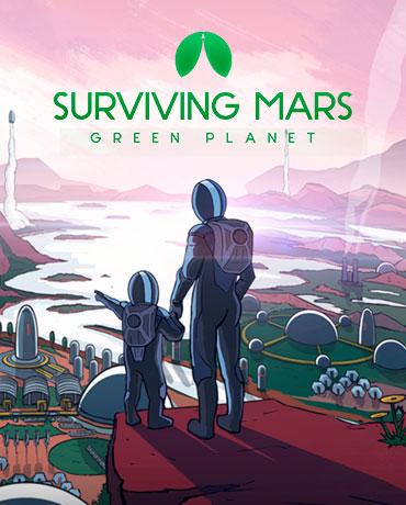 Surviving Mars: Green Planet