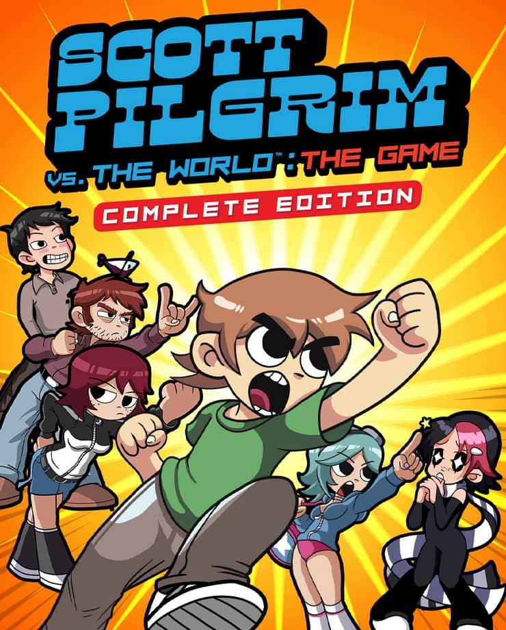 Scott Pilgrim vs. The World: The Game — Complete Edition