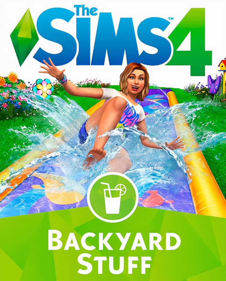The Sims 4 – Backyard