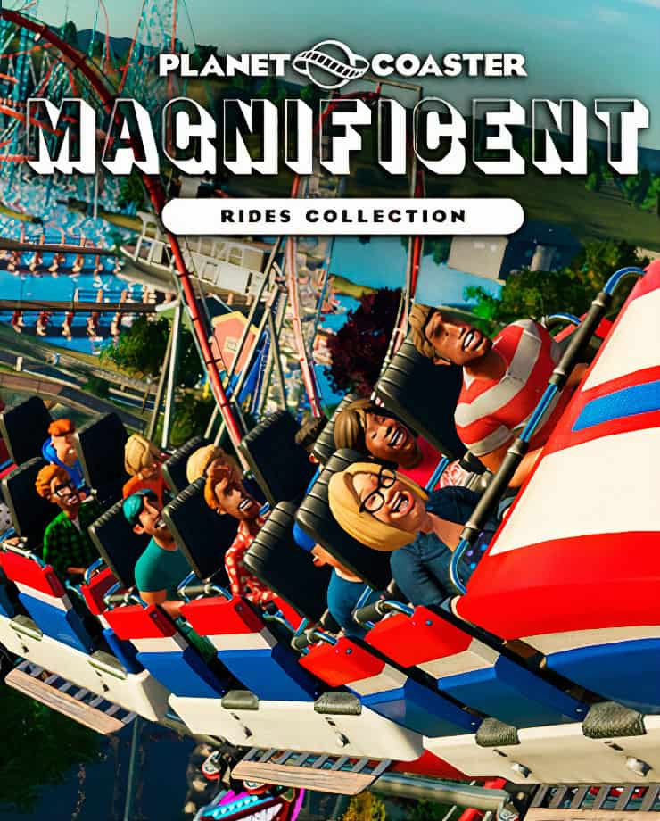 Planet Coaster – Magnificent Rides Collection