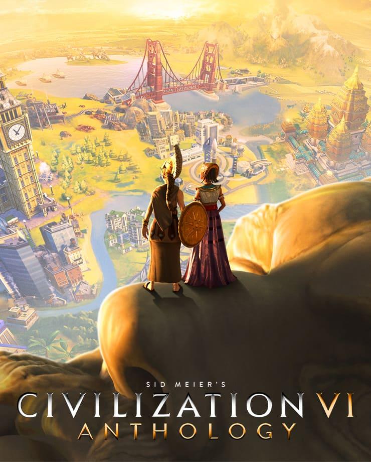 Sid Meier's Civilization VI Anthology (Steam)