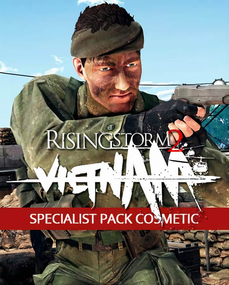 Rising Storm 2: VIETNAM – Specialist Pack Cosmetic