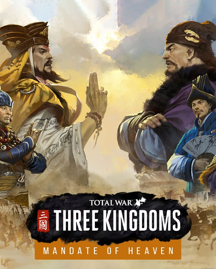 Total War: Three Kingdoms – Mandate of Heaven