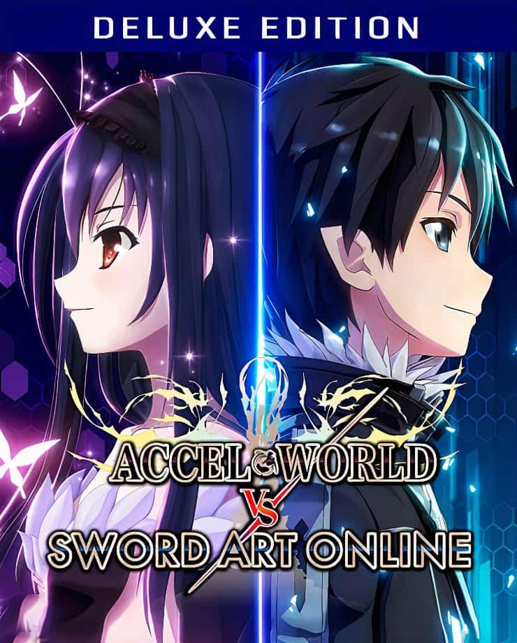 Accel World VS. Sword Art Online – Deluxe Edition