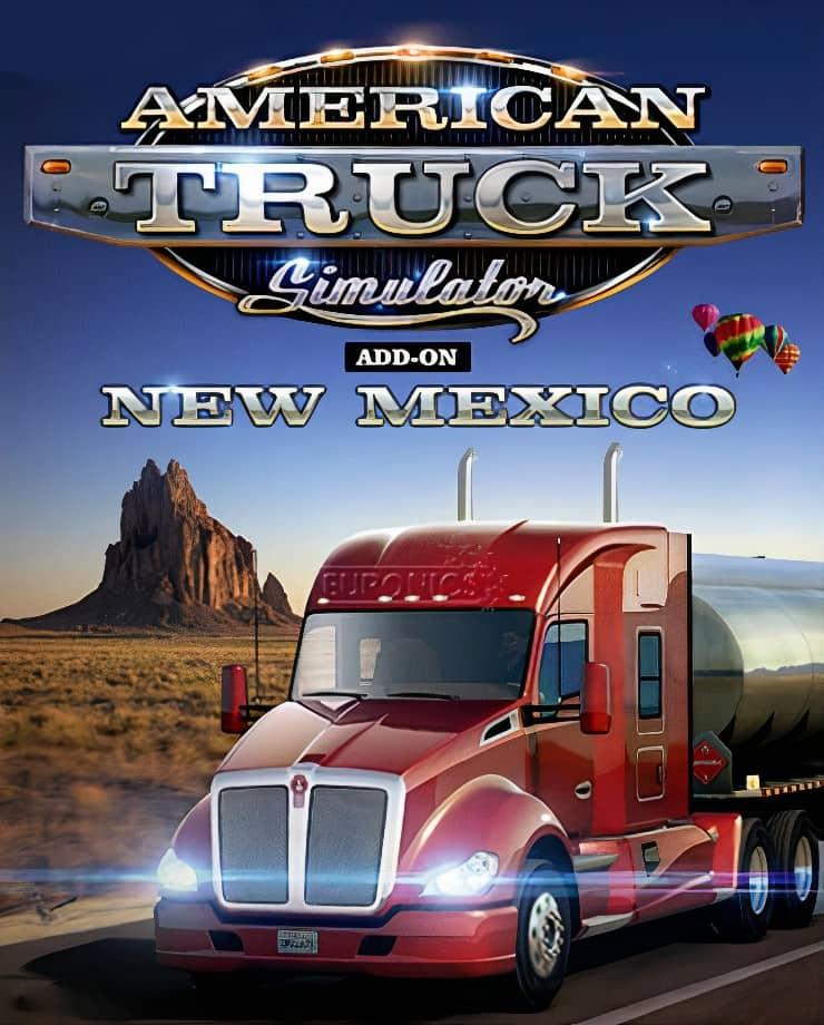 American Truck Simulator – New Mexico