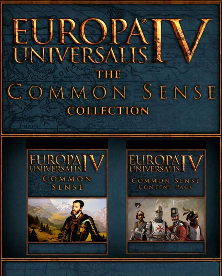 Europa Universalis IV: Common Sense – Collection