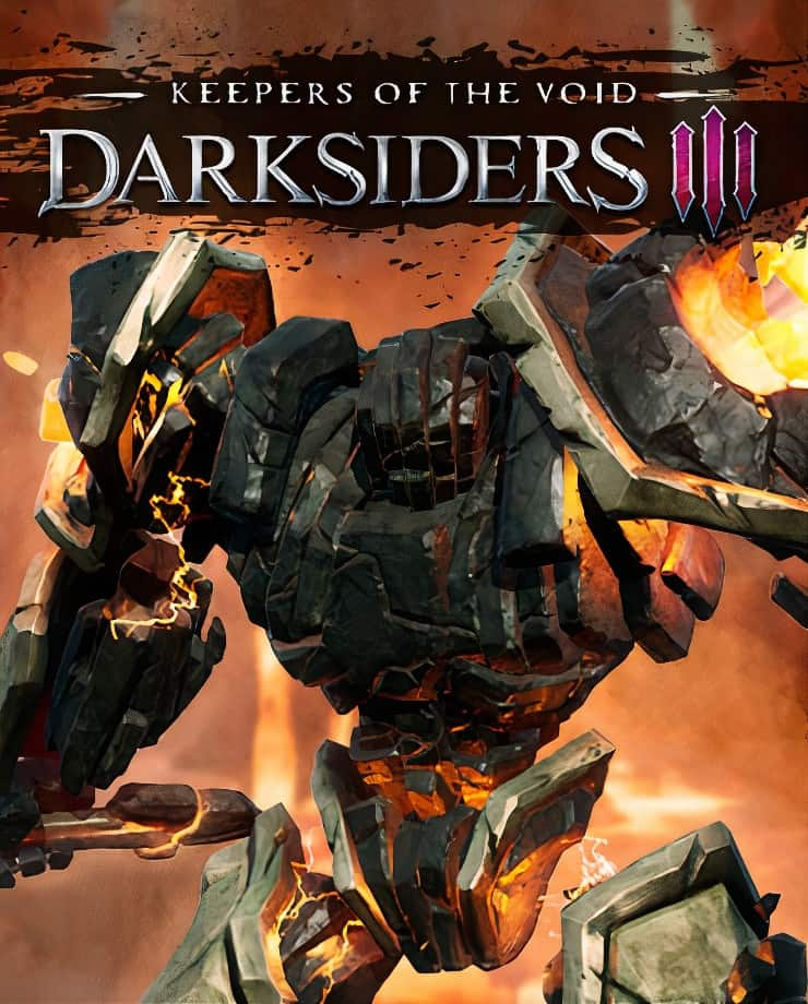 Darksiders III – Keepers of the Void
