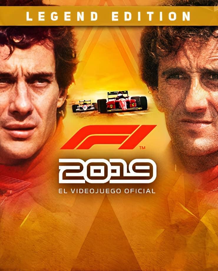 F1 2019 – Legend Edition