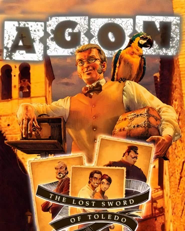 AGON – The Lost Sword of Toledo