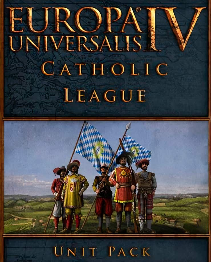 Europa Universalis IV: Catholic League – Unit Pack
