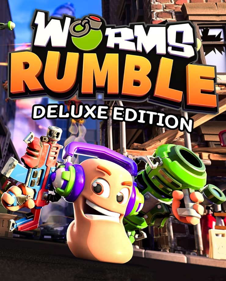 Worms Rumble – Deluxe Edition