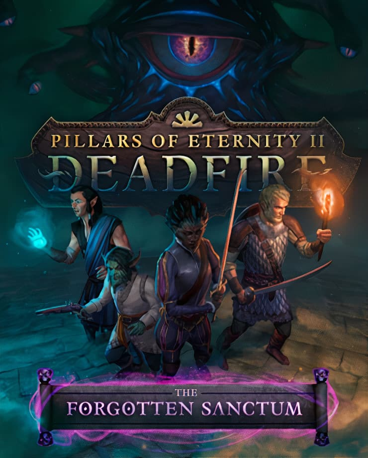 Pillars of Eternity II: Deadfire – Forgotten Sanctum