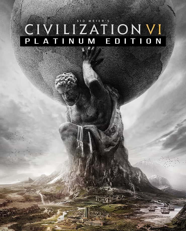 Sid Meier's Civilization VI – Platinum Edition (Epic Games)