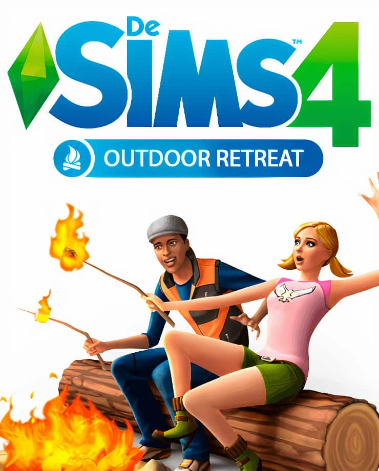 The Sims 4 – Outdoor Retreat