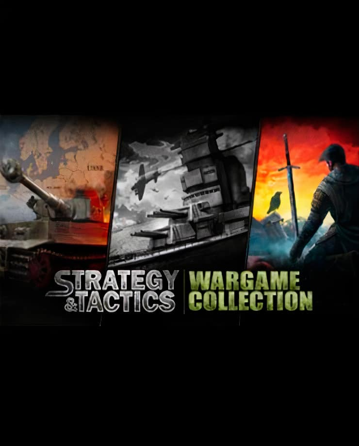 Strategy and Tactics: Wargame Collection