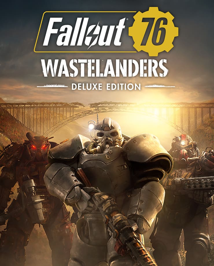 Fallout 76: Wastelanders – Deluxe Edition (Steam)