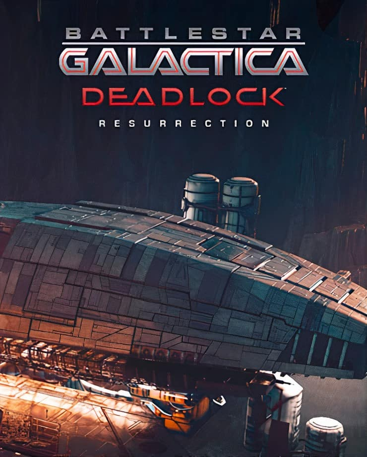 Battlestar Galactica Deadlock – Resurrection