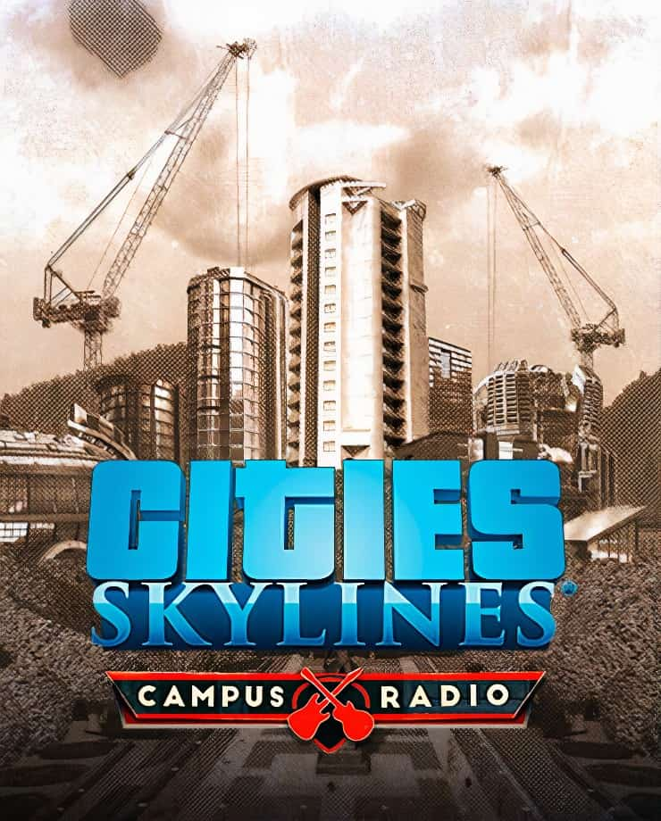 Cities: Skylines – Campus Radio
