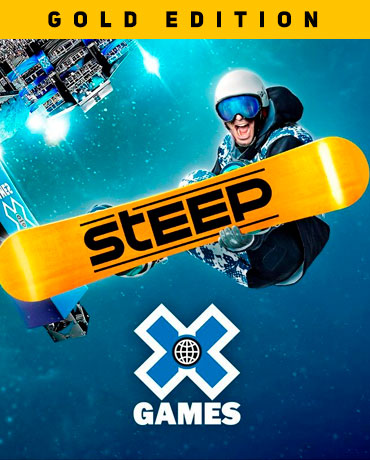 Steep – X Games Gold Edition