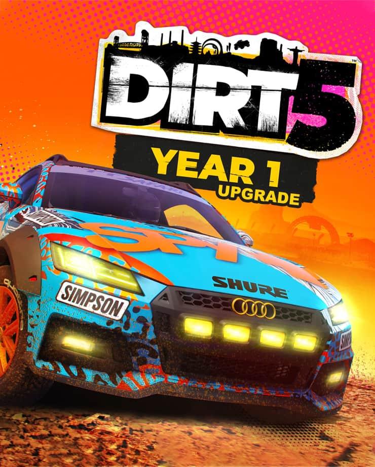 DIRT 5 - Year 1 Upgrade