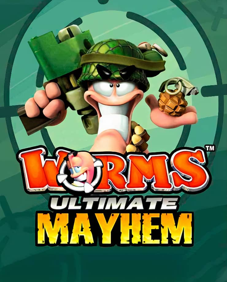 Worms Ultimate Mayhem – Four Pack
