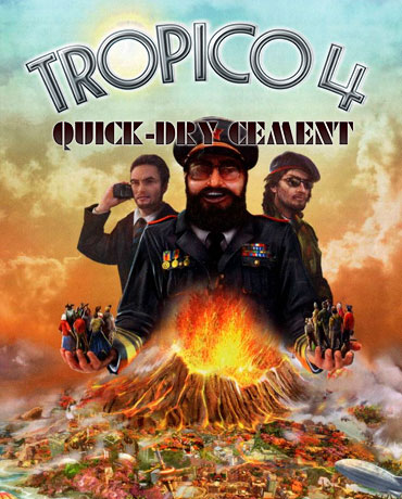 Tropico 4 – Quick-dry Cement