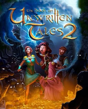 The Book of Unwritten Tale 2