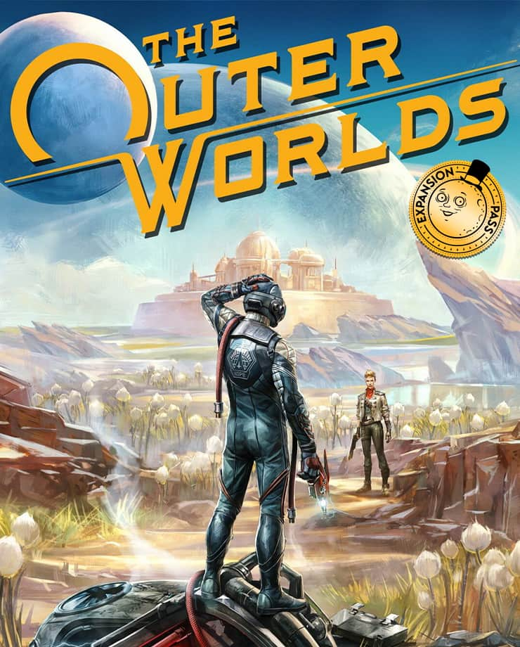Купить The Outer Worlds – Expansion Pass (Epic Games) со скидкой на ПК