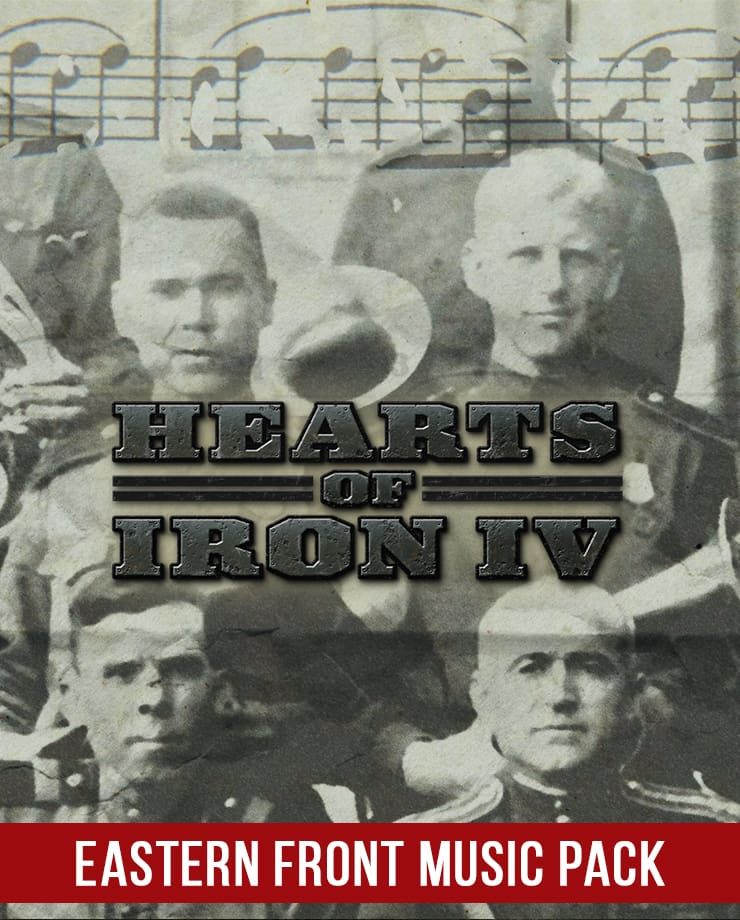 Hearts of Iron IV: Eastern Front Music Pack