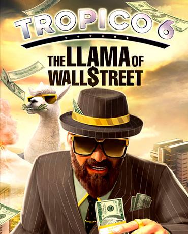 Tropico 6 – Llama of Wall Street